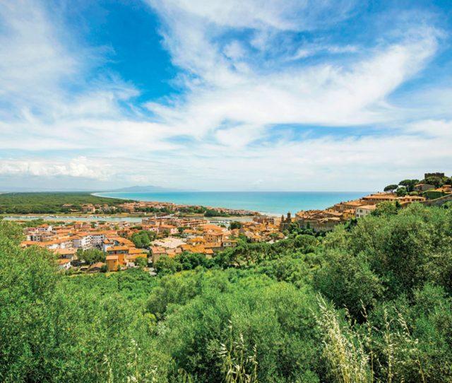 TUscan Coast Biking
