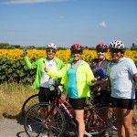 Bike tour in Tuscany