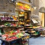Market, Tuscany Bike tour, VBT Vacations