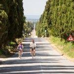 Tuscany bike rides