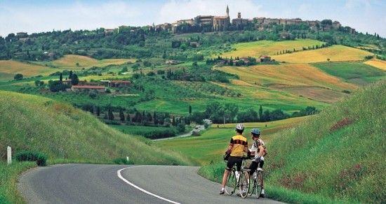 Tuscan Hilltown Biking with VBT