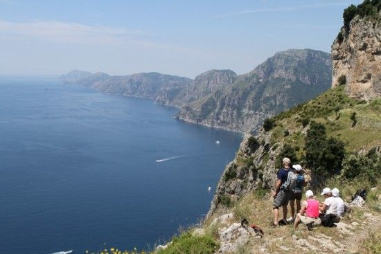 VBT Amalfi Coast Walking Vacation