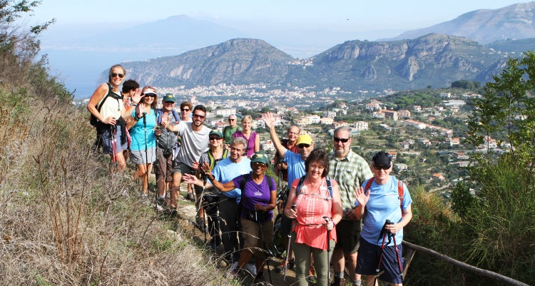 VBT Amalfi Walking Tour Sorrento