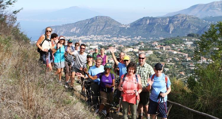 VBT Amalfi Walking Tour Sorrento