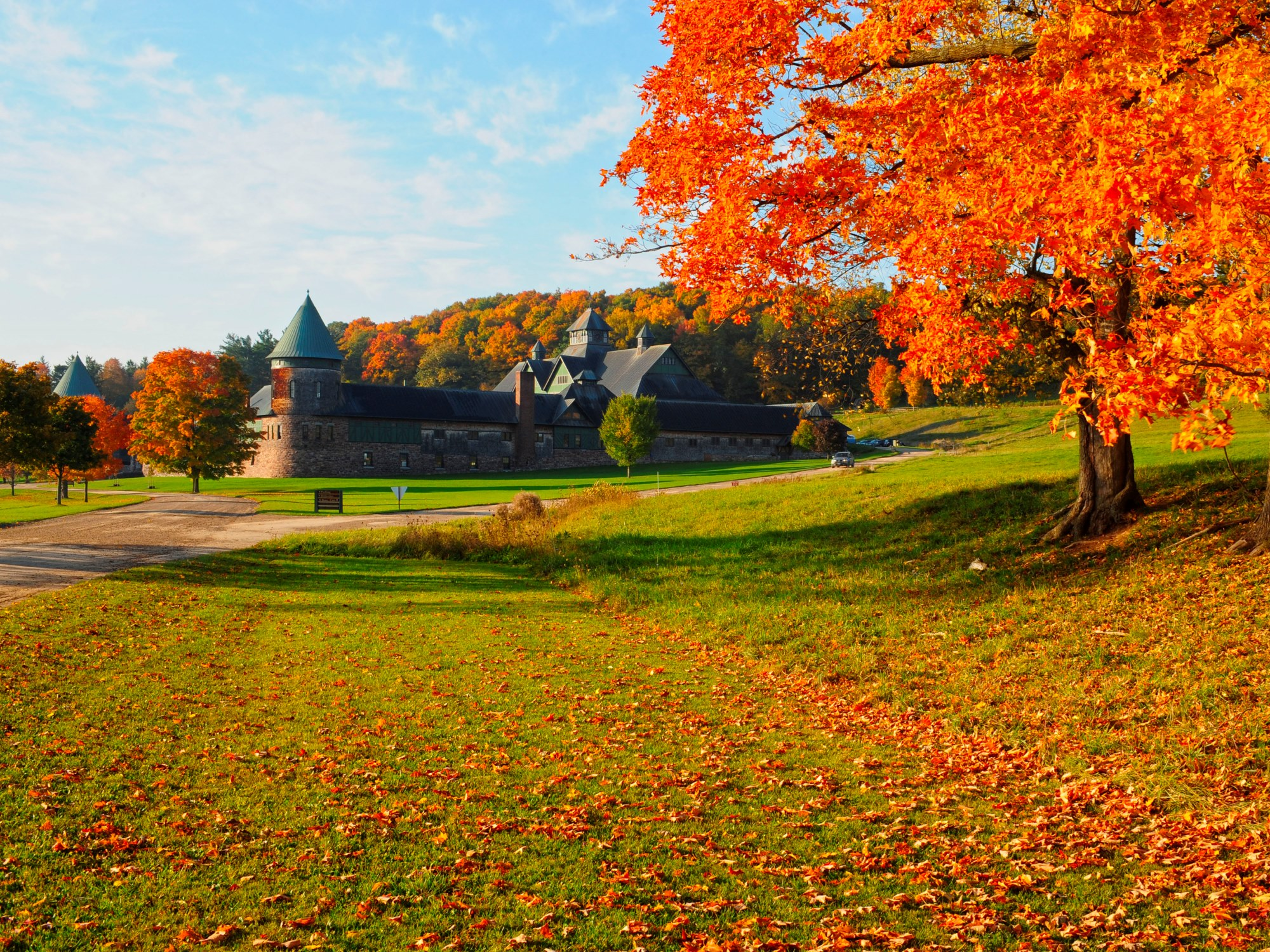Vermont Guided Walking Tour Vbt Vacations