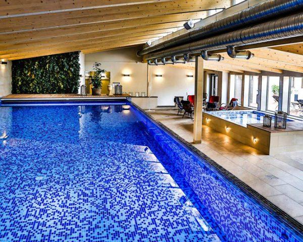Vadstena Klosterhotel Pool