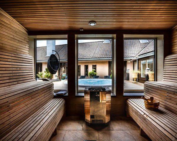 Vadstena Klosterhotel Sauna