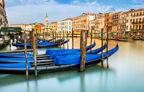 Venice Pre Trip on your Dolomite biket our