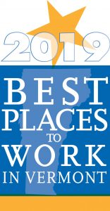 2019 Best Places to Work in Vermont