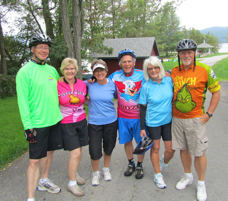 Vermont: Champlain Valley and Islands, Group