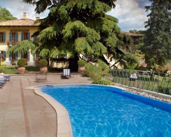 Hotel Villa Beccaris Pool