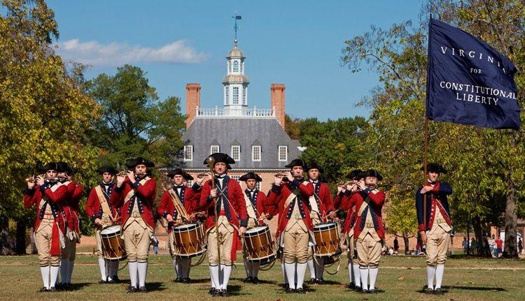 Virginia colonial