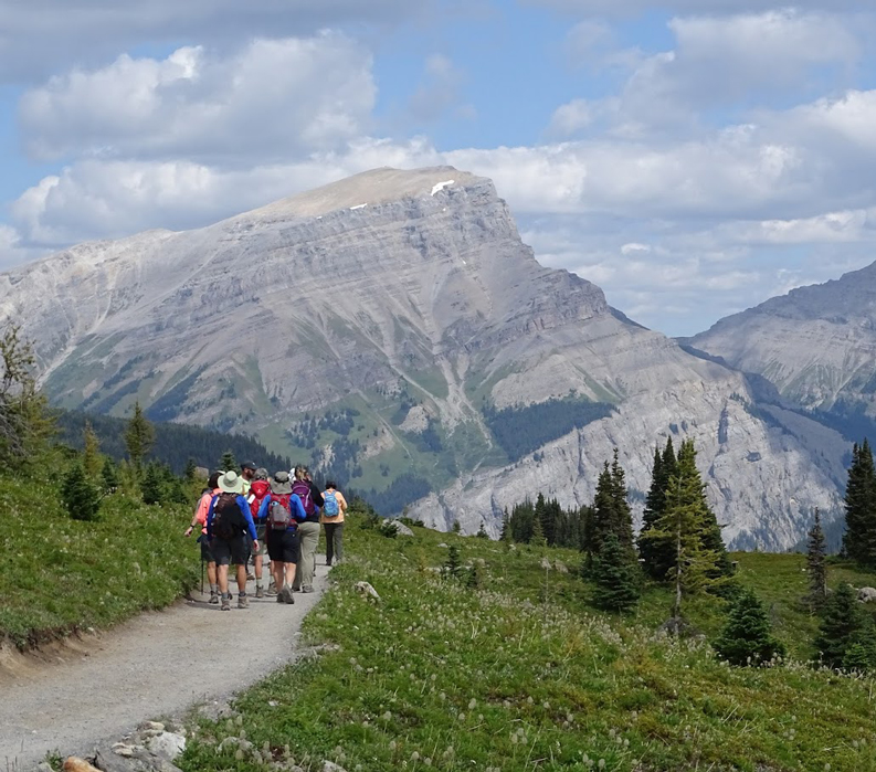 Canadian Rockies Walking Tour Vbt Bicycling And Walking
