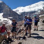 Walk the Canadian Rockies: Banff & Yoho National Parks - guests on trail