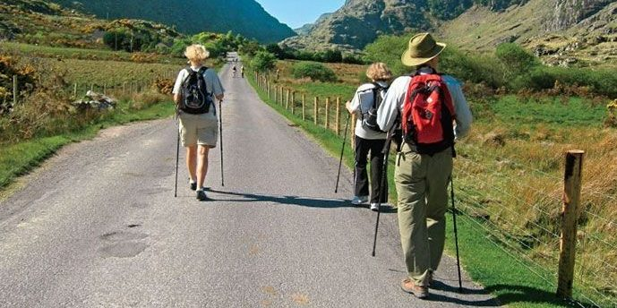 Walking Tours - Between the mountains