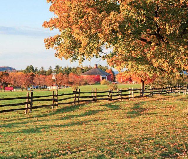 Walking Vermont Tour