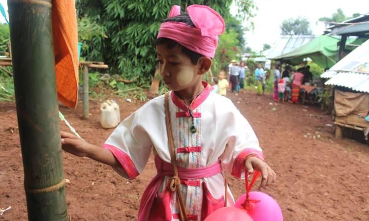 Burmese Child, Myanmar Bicycling Tour, 5 facts