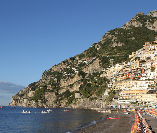 Amalfi Coast & Capri Walking Tour