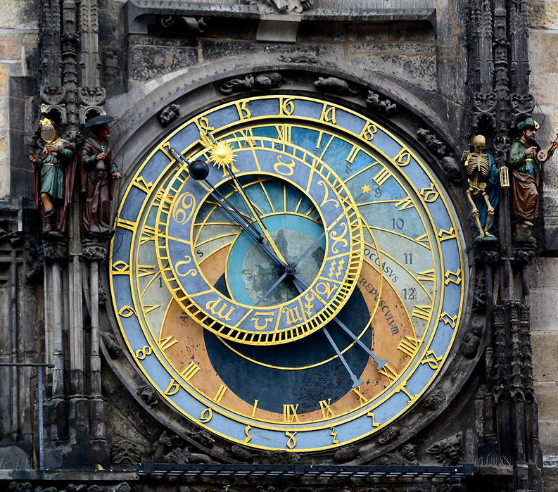 astronomical clock czech republic