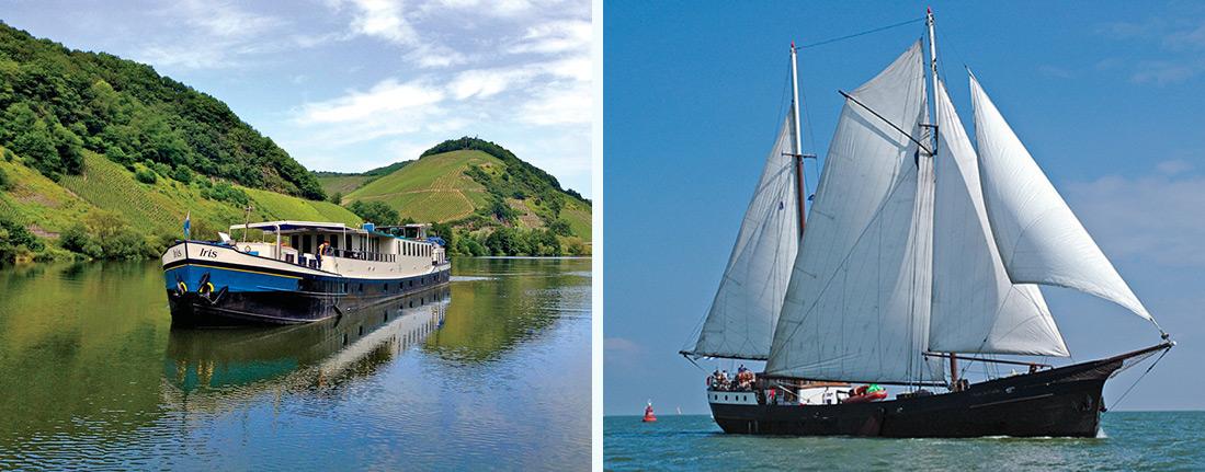 Barge or Sail 2018