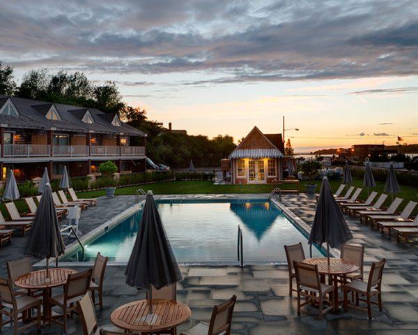 Baron's Cove pool