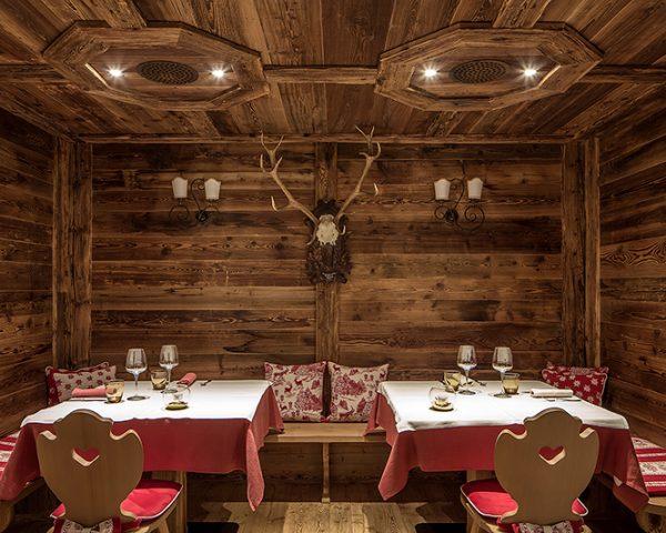 Chalet del Sogno Dining