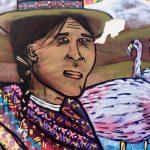 Proud Machu People Mural