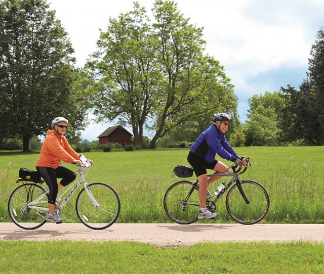 Vermont Bike Tour VBT