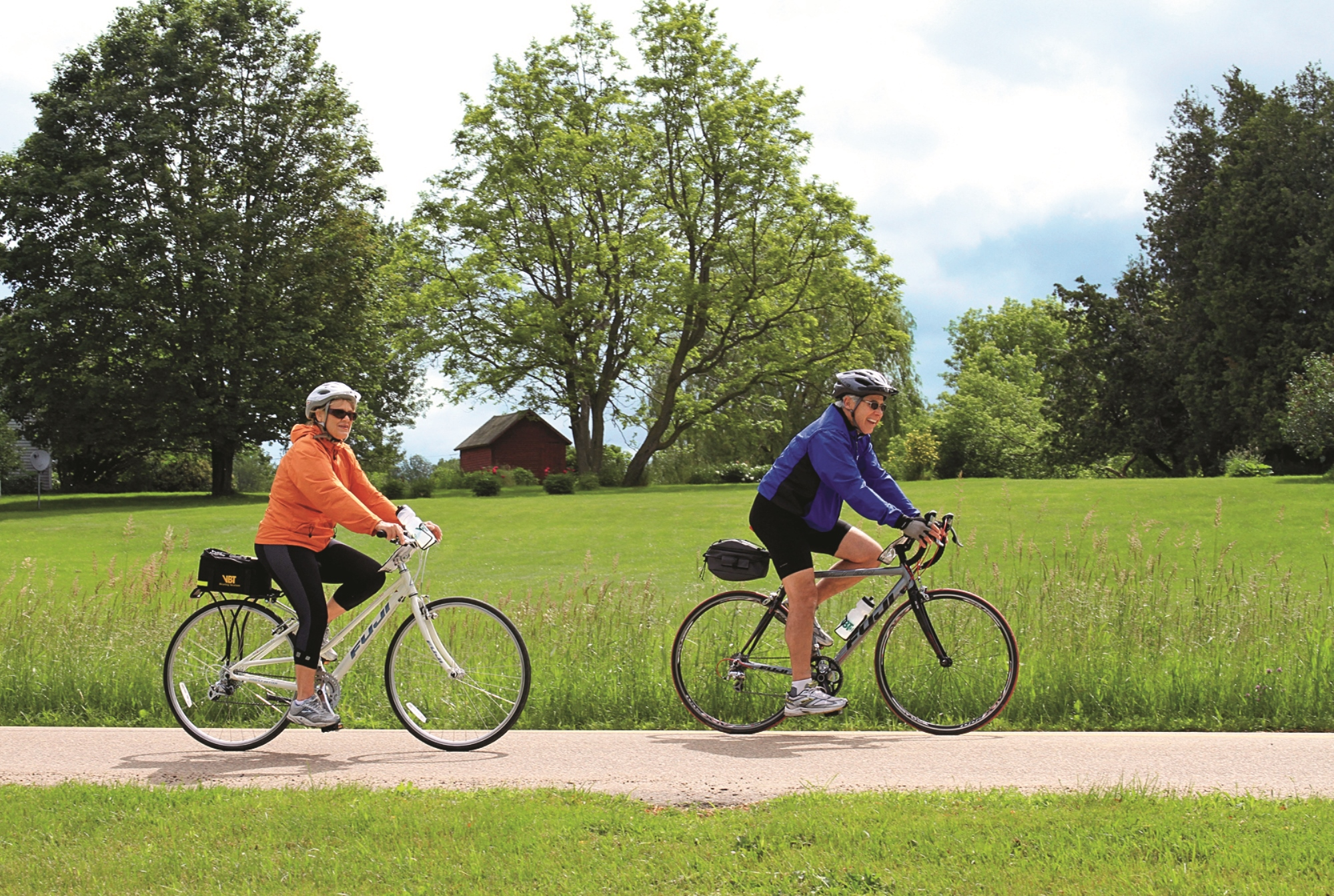 Guided Vermont Bike Tour Vbt Bicycling Vacations