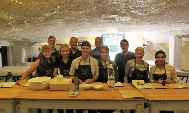 tuscany cooking class, VBT, blog
