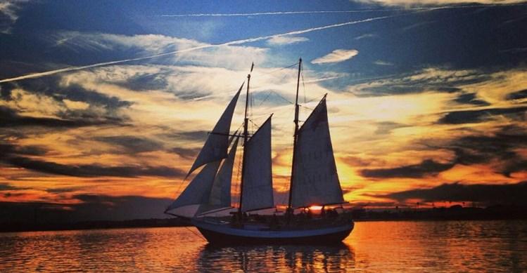 Freedom schooner, St Augustine