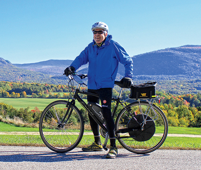 EBikes on More Tours