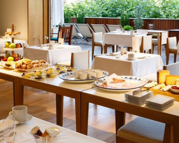Echaurren Gastronomic Hotel Breakfast