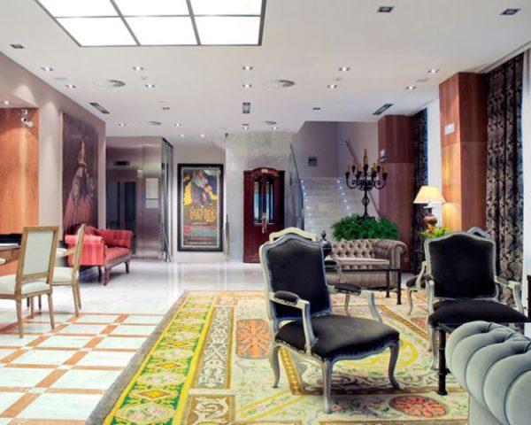 Gran Hotel La Perla Lobby