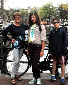 grandkids amsterdam
