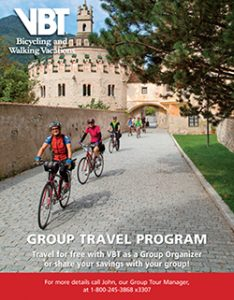 View our 2017 Groups Travel Program Brochure Online