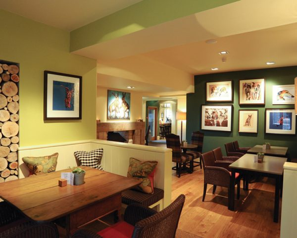 Hare and Hounds Hotel Dining