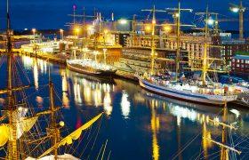 helsinki tall ships
