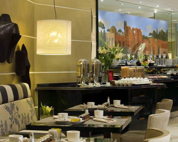 Hotel Dei Mellni Breakfast Buffet