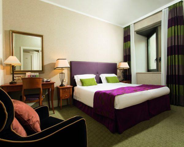 Hotel Dei Mellni Guest Room