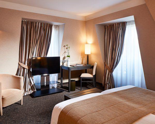 Hotel Regent Contades Guest Room