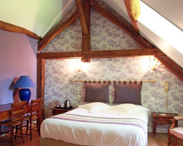 Hotel Relais des Landes Guest Room
