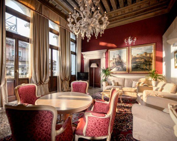 Hotel Ruzzini Palace Dining