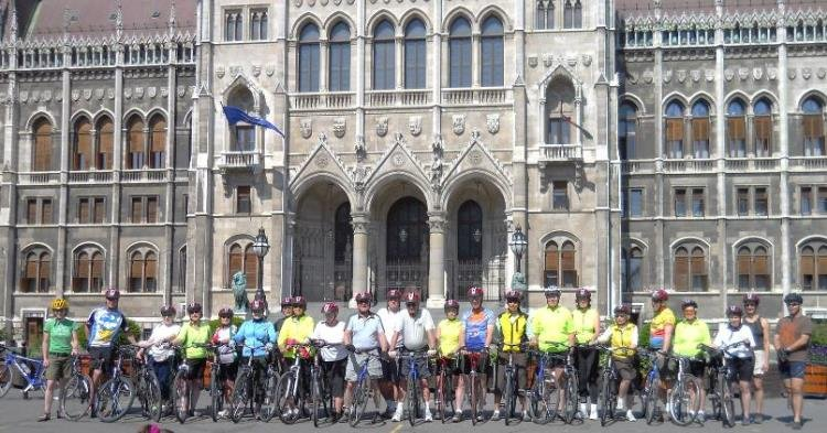 Hungary Bicycling Tour VBT