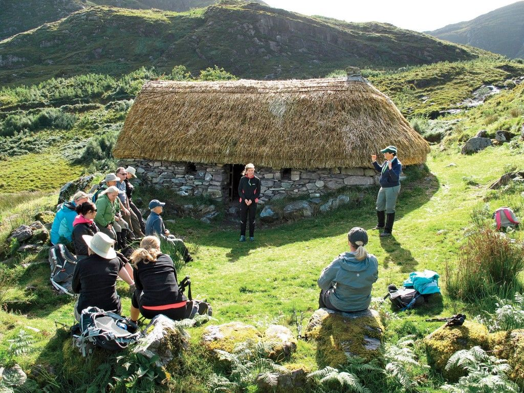 Walking Tours in Ireland