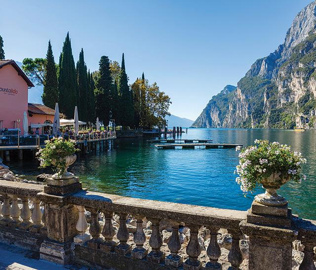 Italian Lakes + Dolomites