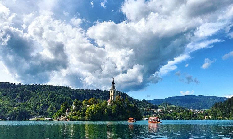 Lake Bled, Slovenia will Surprise, VBT Bicycling Tour