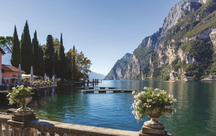 Lake garda, Italy bike tour, vbt, blog