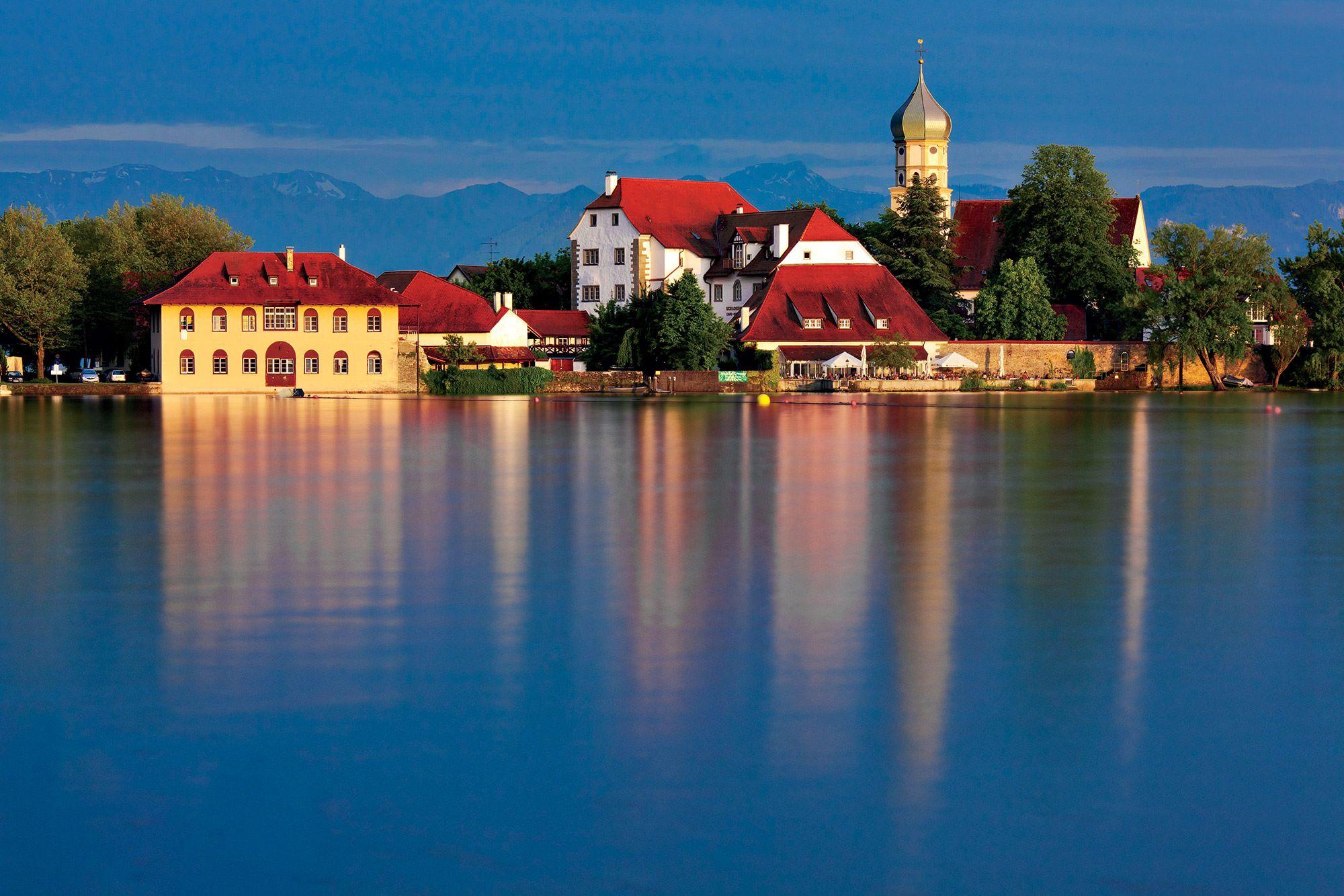 Lake Constance Bike Tour European Tours
