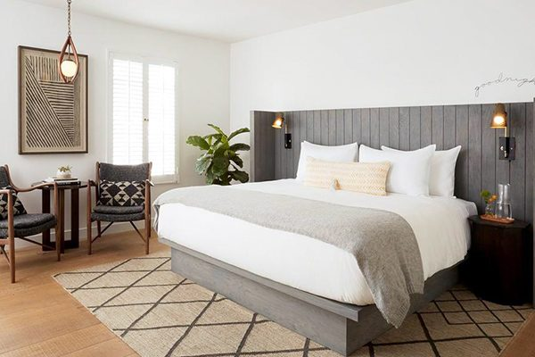 Landsby Guest room